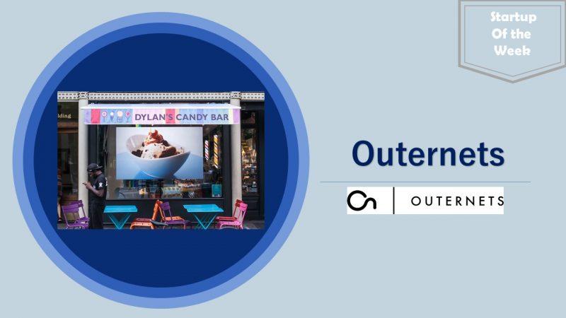 Outernets رایان ونچرز استارتاپ هفته