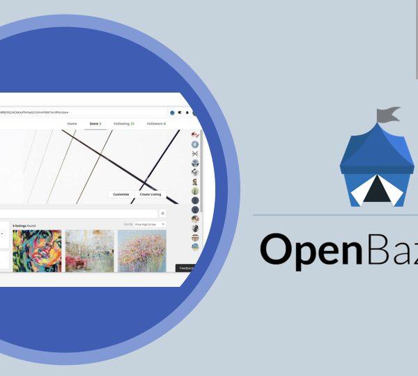 استارتاپ بلاکچین-OpenBazar
