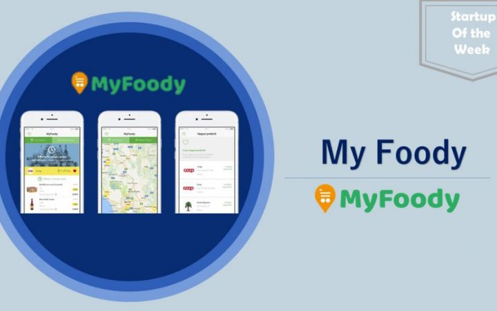 startup of the week-MyFoody