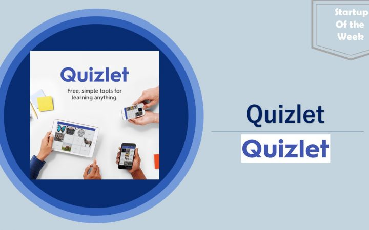 startup of the week-Quizlet