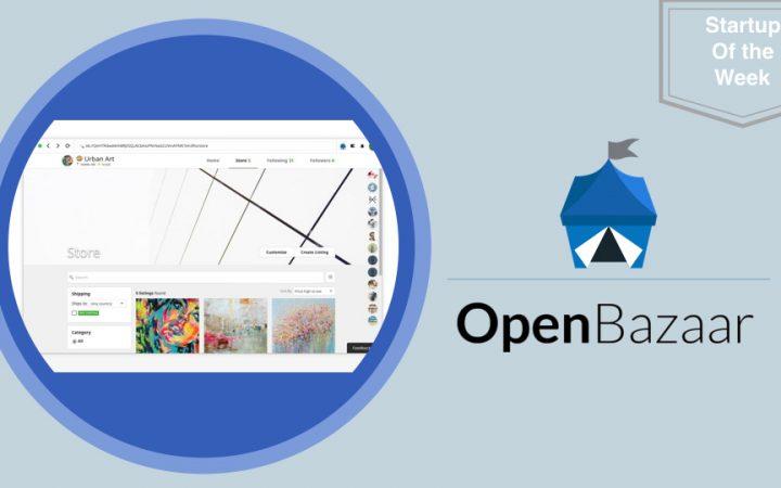 استارتاپهای حوزه بلاکچین – OpenBazar
